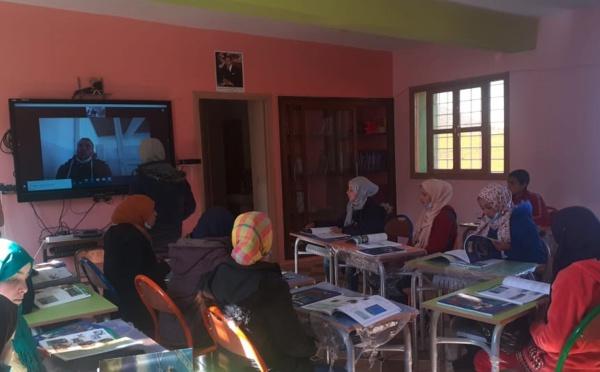 Azilal : le premier collège rural numérique de proximité voit le jour
