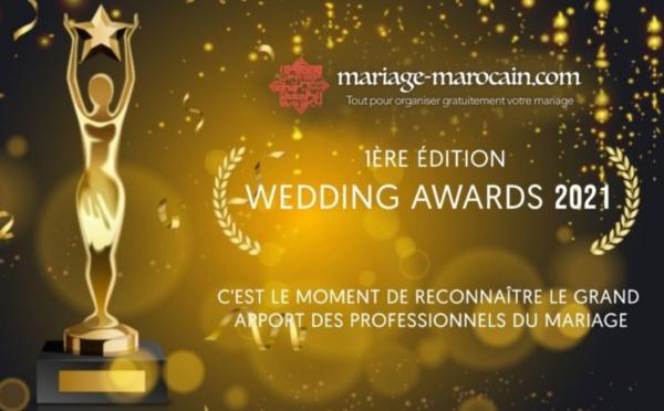 Une 1ère édition du Morocco Wedding Awards, est lancée !