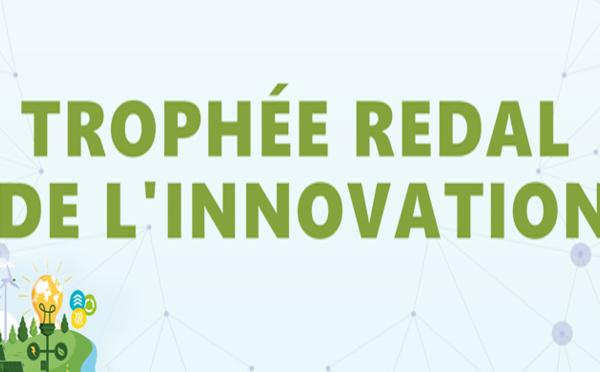 Remise des prix aux lauréats du Trophée REDAL de l'Innovation 2021