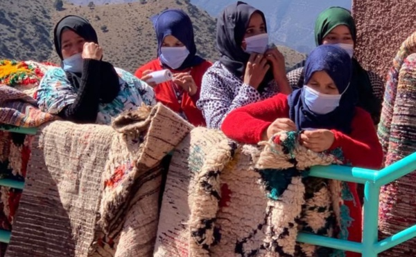 Artisanat : Aït Manos lance sa fondation en faveur des femmes artisanes