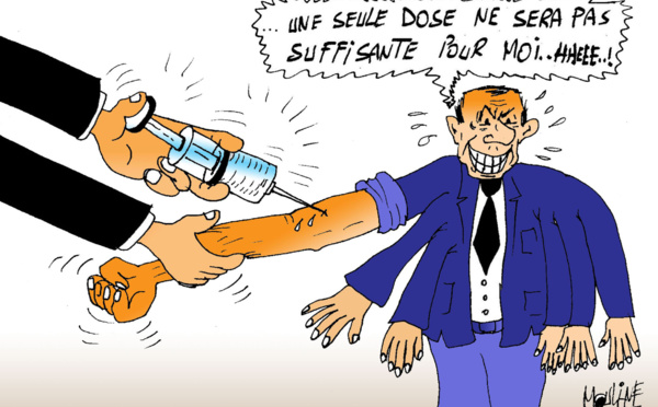 NMD exige aussi un vaccin anti-corruption..!!