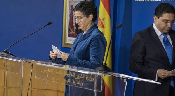 Espagne/Maroc : Don Bourita de l'Arancha