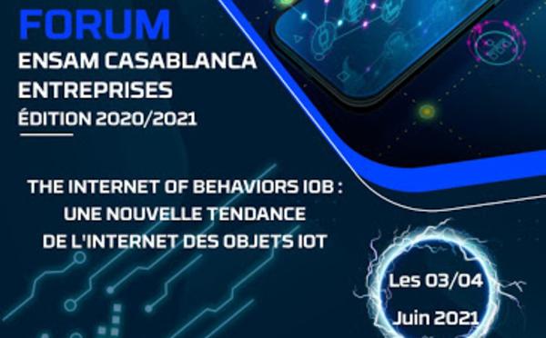 Le Forum des entreprises de l'ENSAM de Casablanca