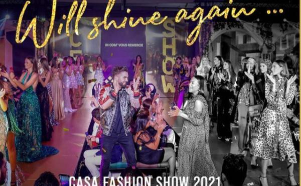 Casa Fashion Show : le thème de cette année est les Mille et une nuits