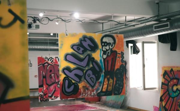 Le Street Art s'invite à Rabat avec une exposition atypique