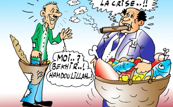 Indice du bonheur : Les Marocains plus malheureux que jamais..!!