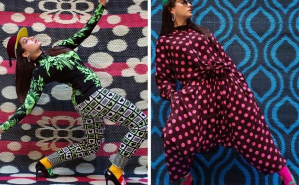 Nora Fatehi collabore avec le créateur atypique Hassan Hajjaj