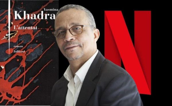 Netflix : L'Attentat de Yasmina Khadra sera adapté en série