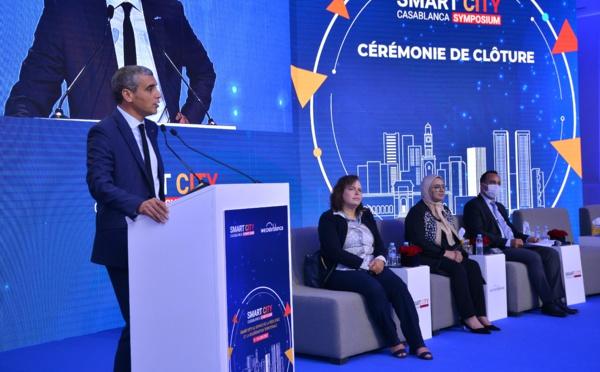 Clôture du symposium « Smart City au service de la résilience et la régénération territoriale »