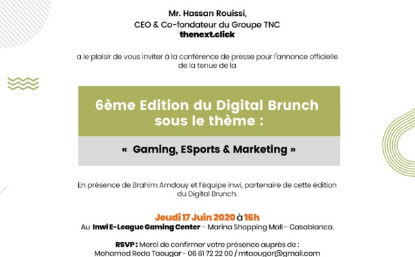 Gaming, Esports & Marketing in Middle East and Africa