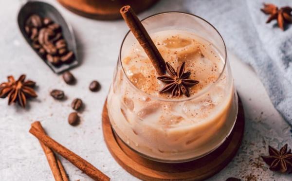 La recette du Dirty Chaï Latte
