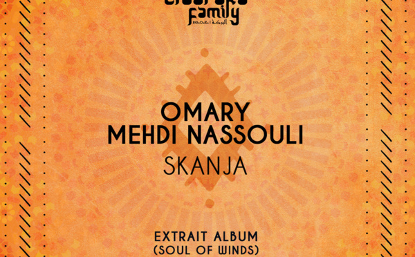 Skanja, nouvelle sortie de Omary en featuring avec l'artiste Mehdi Nassouli