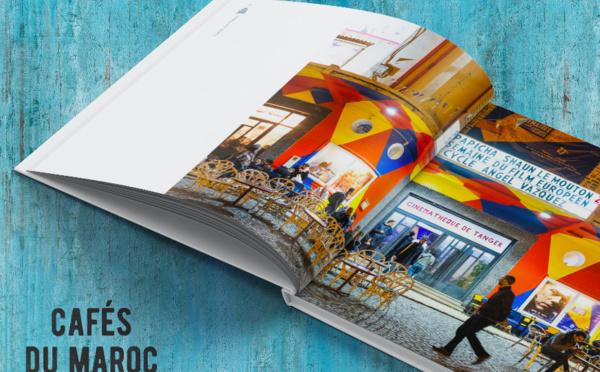 """Lancement du livre """" Cafés du Maroc, miroirs des cultures urbaines"""""""