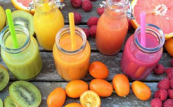 La recette du smoothie mangue, agrumes et gingembre pour faire le plein d'énergie