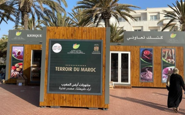 Rabat : l'ADA lance un Kiosque coopératif des produits du terroir