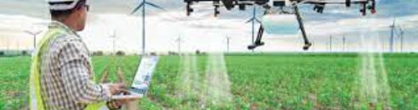 """Le """"smart farming"""" ou l'agriculture de précision"""
