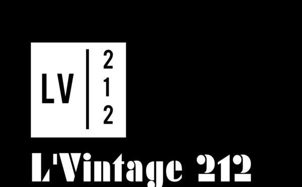 L'Vintage 212 quand rustique est à la mode