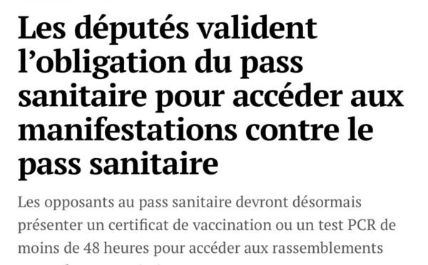 Quand le ridicule ne tue pas en France