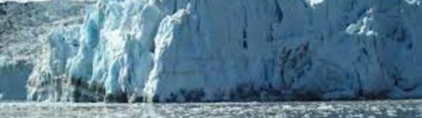 Réchauffement climatique : photos préoccupantes des glaciers de l'Arctique