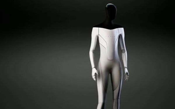 «Tesla Bot» : Elon Musk dévoile son futur robot humanoïde