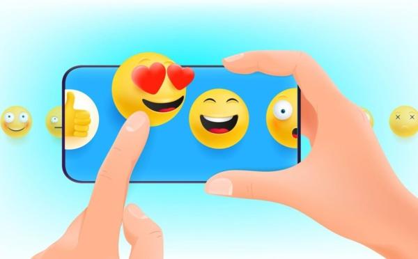 Whatsapp permettra bientôt de réagir aux messages avec des emojis