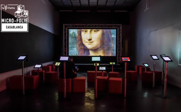 """L'Institut français de Casablanca présente """"la Micro-Folie"""""""