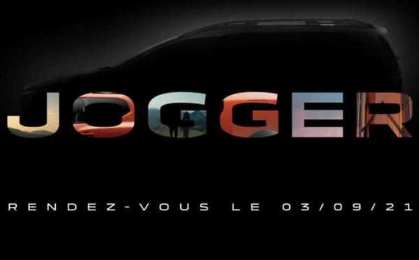 Dacia Jogger : rendez-vous le 3 septembre