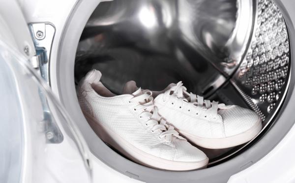 Peut-on laver les baskets en machine ?