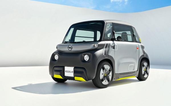 Opel Rocks-e sera Marocaine comme la Citroën AMI