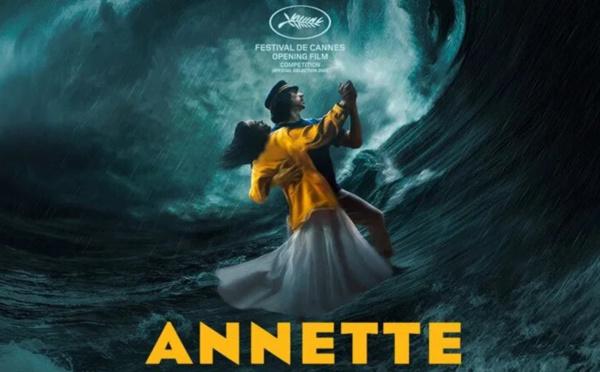 """Projection du film """"Annette"""" à l'IF Rabat"""