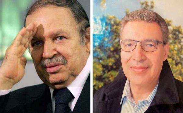 """""""Boutef"""", Feu « Abdelaziz » cet """"Oujdi prestigieux"""" qui a dirigé l'Algérie pendant 20 ans."""