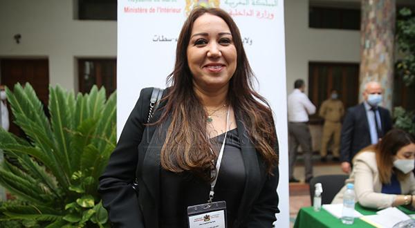 Nabila Rmili devient la première femme maire de Casablanca