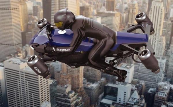 « The Speeder » : Une moto volante commercialisée dès 2023?