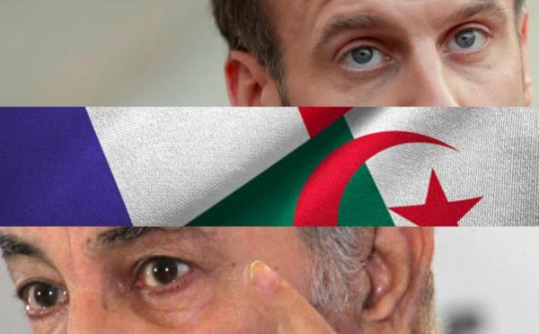 Alger poursuit son escalade contre Paris