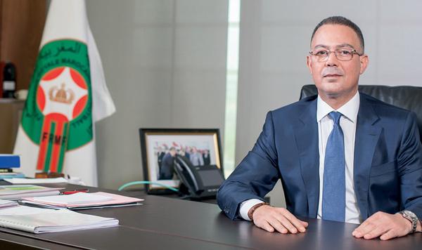 Fouzi Lekjaâ: Homme politique et dirigeant sportif de football