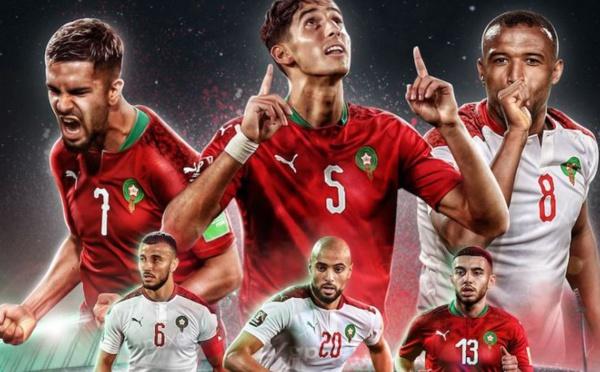 Mondial 2022 : L'équipe du Maroc en route pour les barrages