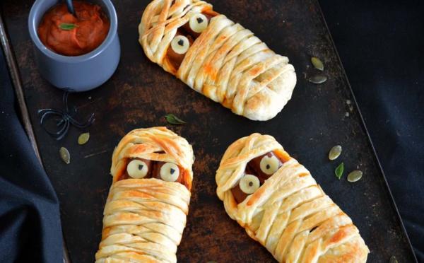 Halloween : 3 recettes à réaliser