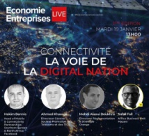 "Connectivité : La voie de la "" DIGITAL NATION """