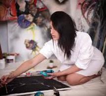 Manal Cherki : Artiste pluridisciplinaire