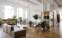 Design d'intérieur bien-être et bureau du futur