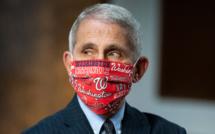 Dr Antony Fauçi : il a appelé au port du masque, mais n'a lui-même jamais cru en son efficacité