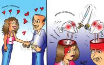 L'été est sans conteste la saison des mariages…!