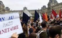 Manifestations contre le Pass sanitaire en France