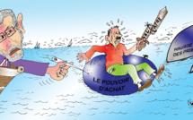 Le gouvernement sortant : Après moi, le déluge !