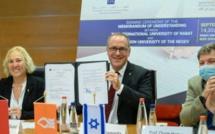 Les Universités Ben Gourion et Mohammed V signent un accord de coopération