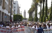 Enseignement : Les contractuels de retour dans les rues de Rabat