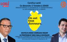 Carrefour Santé avec Tarik Sqalli Houssaini