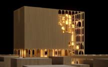 Design inspiré des bazars